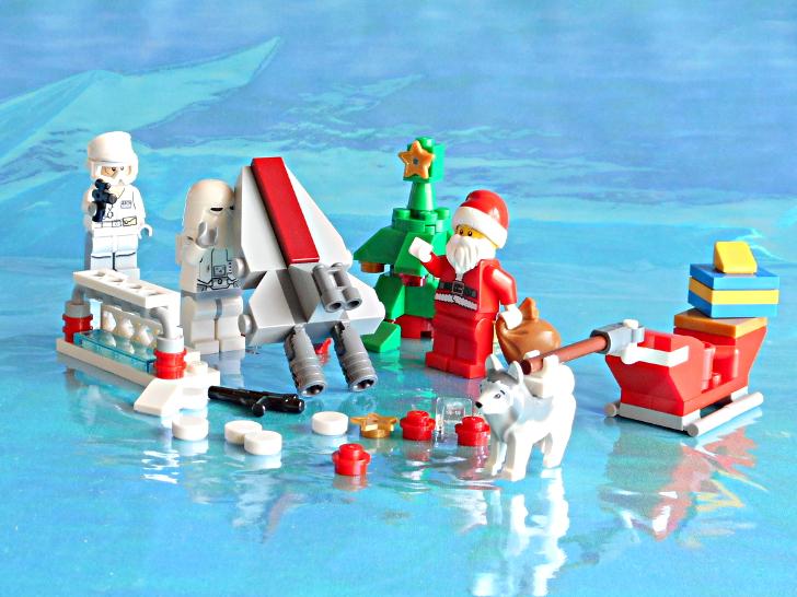 ホスのメリークリスマス