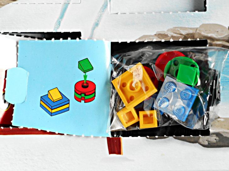 レゴ 60133 20日目