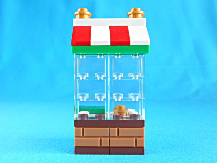 レゴ 60133 ショーウィンドウ