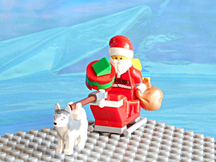 レゴ 60133 サンタクロースと豪華なソリ
