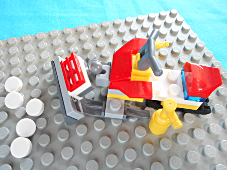 レゴ 60133 ブレードの完成