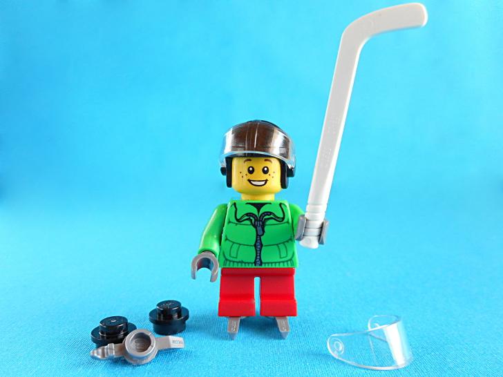 レゴ 60133 ホッケー少年