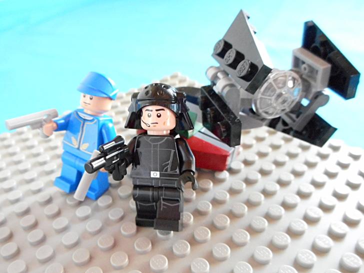 レゴ ベスピン・ウィング・ガード