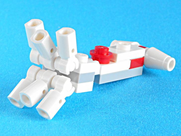 レゴ 75146 タンティブIVのエンジン