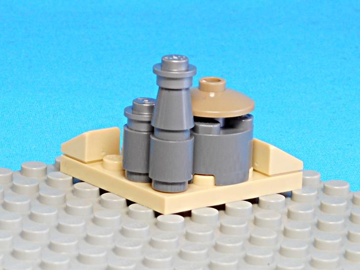 レゴ 75146 ジャバ・ザ・ハットの宮殿