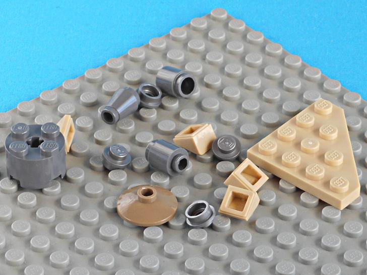 レゴ 75146 ジャバの宮殿の開封