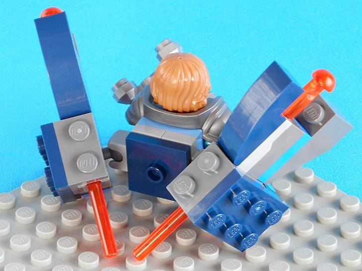 レゴ 70333 シューターの発射ギミック