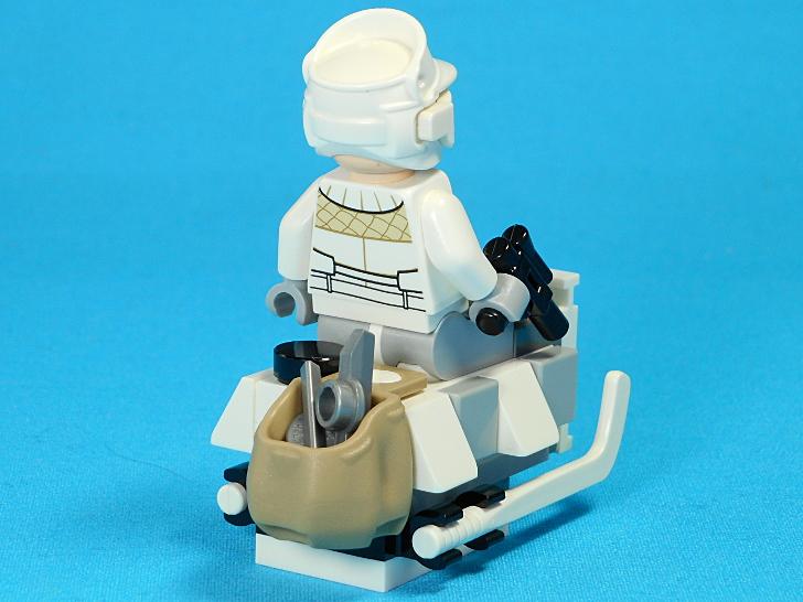 レゴ 75146 軍用ソリとホス・レベル・トルーパー