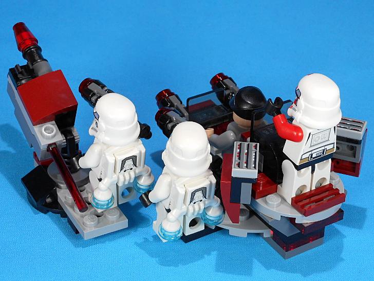 LEGO 75134 バトルパックの総評