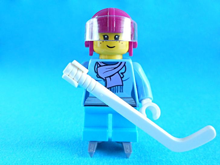 レゴ 60133 アイスホッケー少女