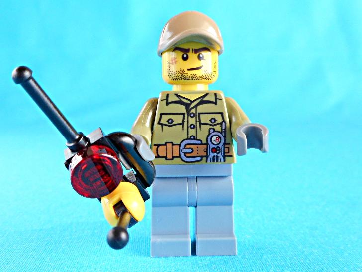 レゴ 60133 火山調査員