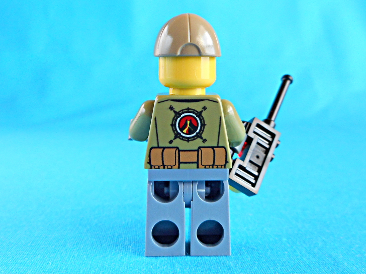 レゴ 60133 コントローラと火山調査員