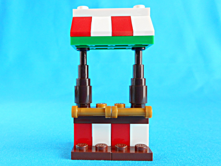 レゴ 60133 クリスマス市の屋台