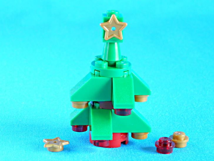 レゴ 60133 クリスマスツリー
