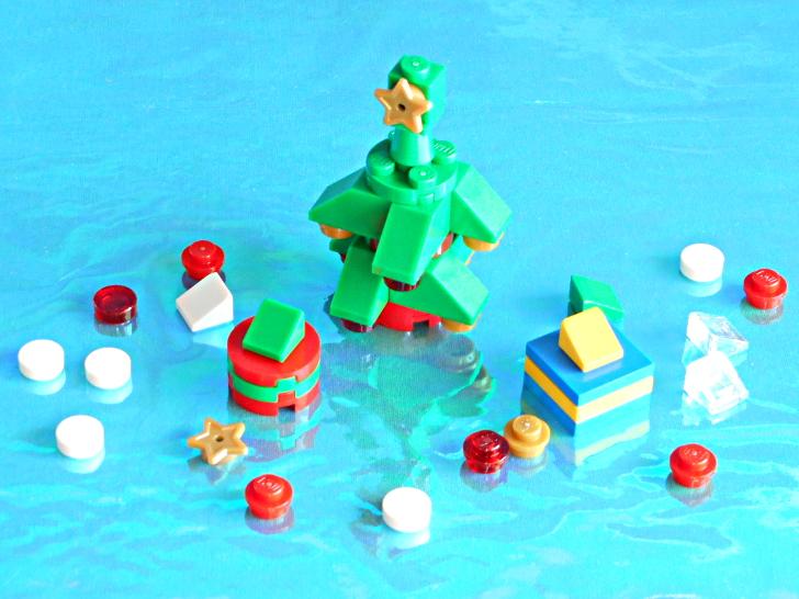 レゴ 60133 クリスマスツリーとプレゼント