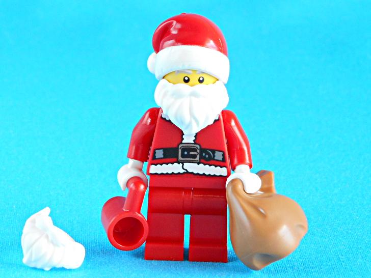 レゴ 60133 白髭のサンタクロース