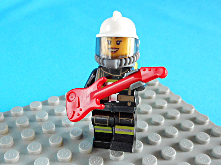 レゴ 60133 女性消防士