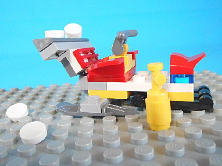 レゴ 60133 ブレードのボールジョイント