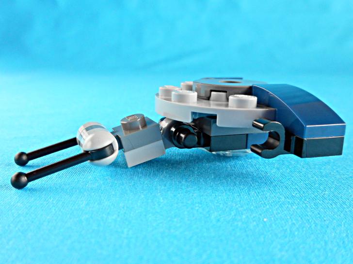レゴ 75146 HMP droid gunshipの側面