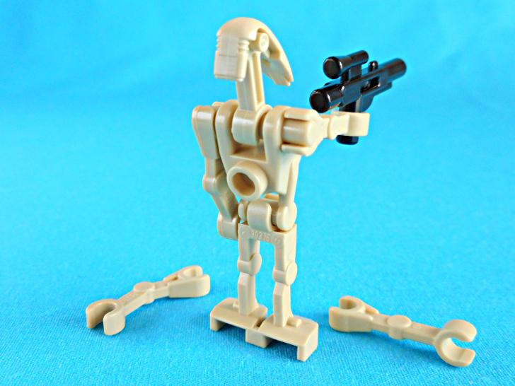 レゴ 75146 HMPドロイド・ガンシップ