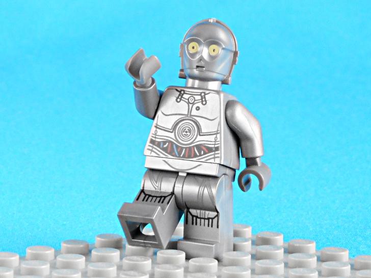 レゴ 75146 銀色のC-3PO