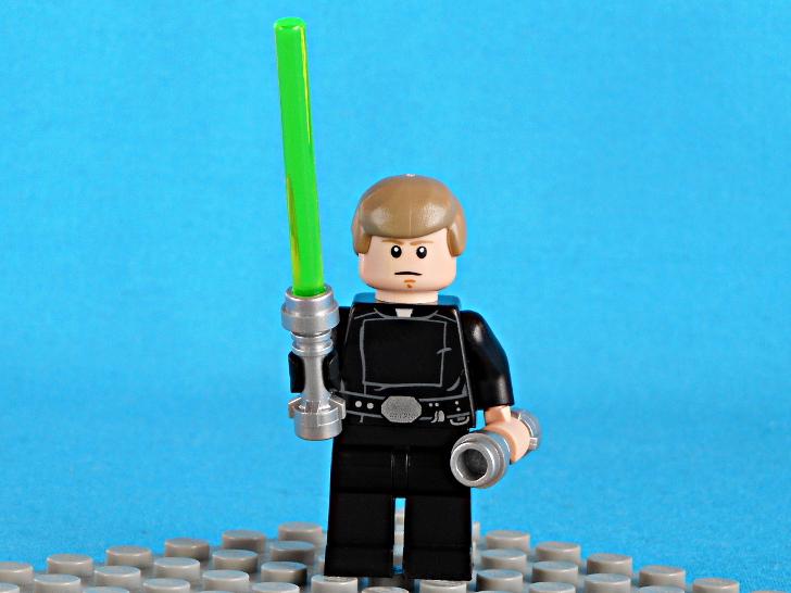レゴ 75146 黒服のルーク・スカイウォーカー