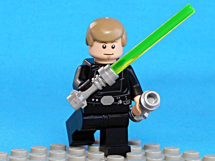 レゴ 75146 ジェダイのルーク・スカイウォーカー