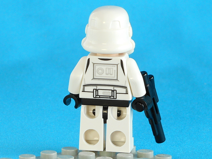 レゴ 75146 ストームトルーパーの後ろ姿
