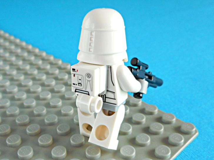レゴ 75146 スノートルーパーのバックパック