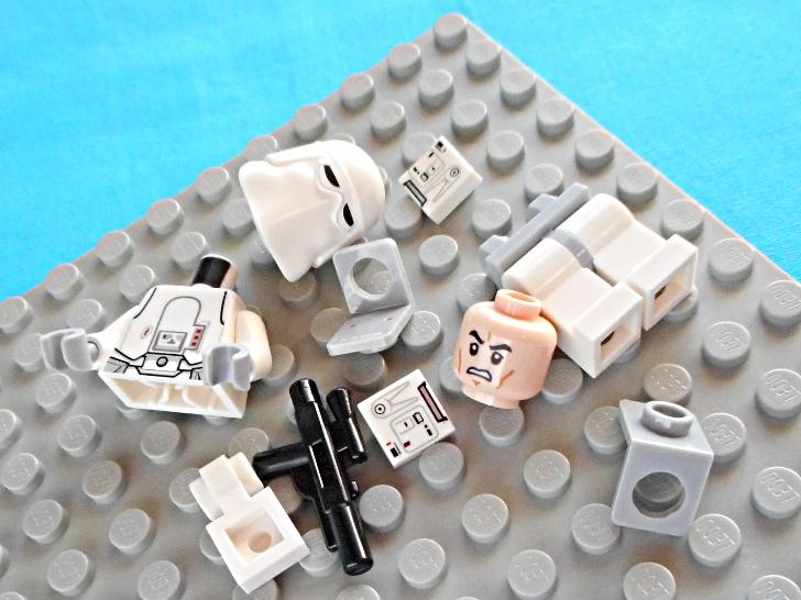 レゴ 75146 スノートルーパーの開封