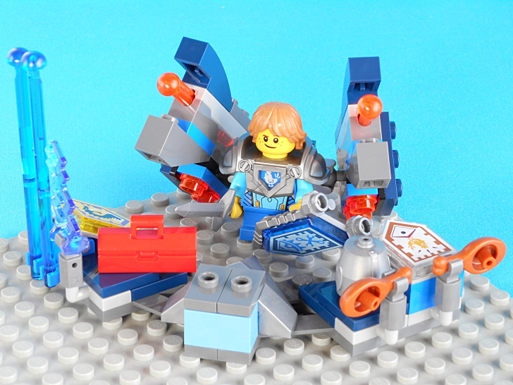 レゴ 70333 ベースの台座