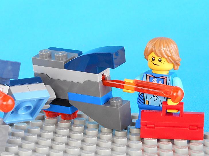 レゴ 70333 シューターの弾