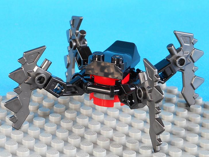 レゴ 70335 蜘蛛の足