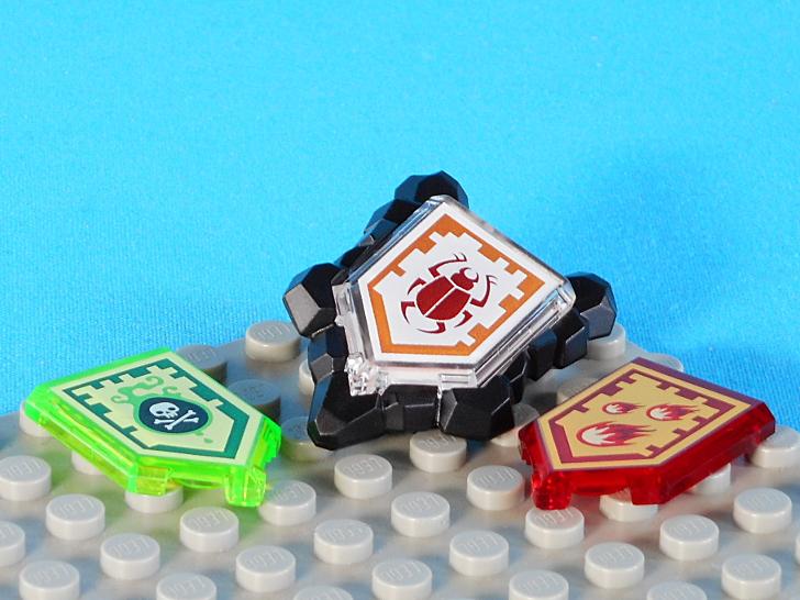 レゴ 70335 シールドセット