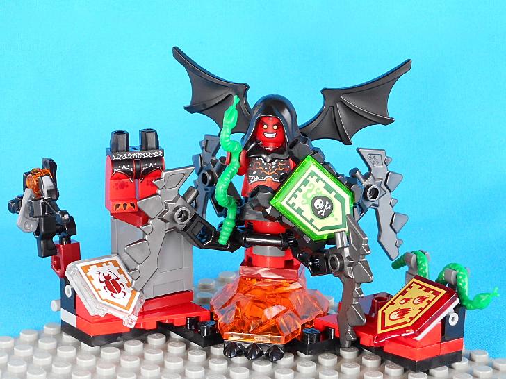 レゴ 70335 蛇