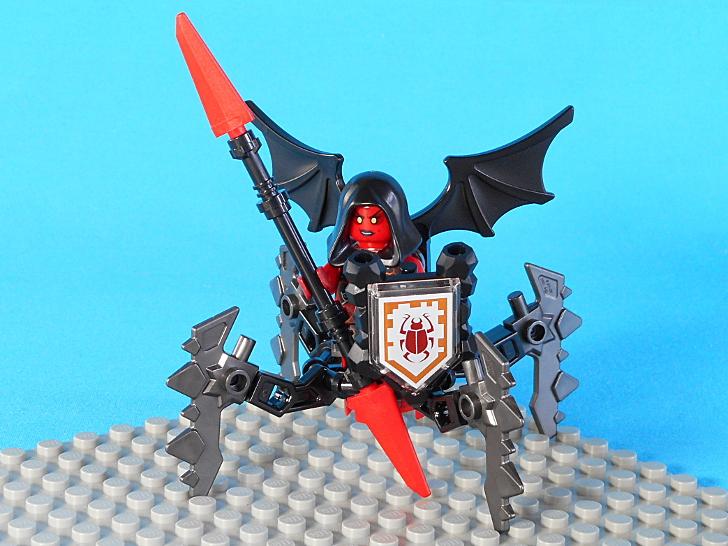 レゴ 70335 蜘蛛型ラバリア