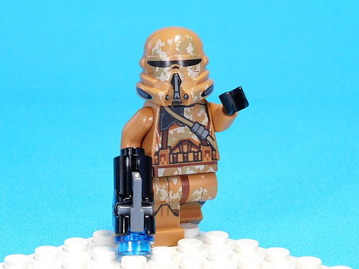 レゴ 75089 ジオノーシス・エアボーン・クローン・トルーパー