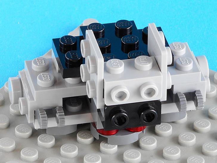 レゴ 75165 操縦席