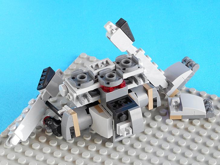 レゴ 75165 ザクやティエレン