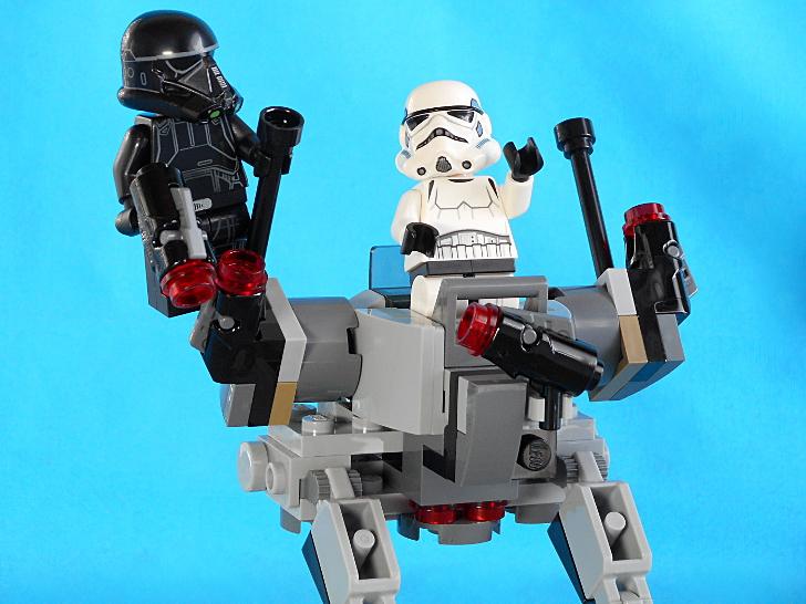 レゴ 75165 シューターを動かす