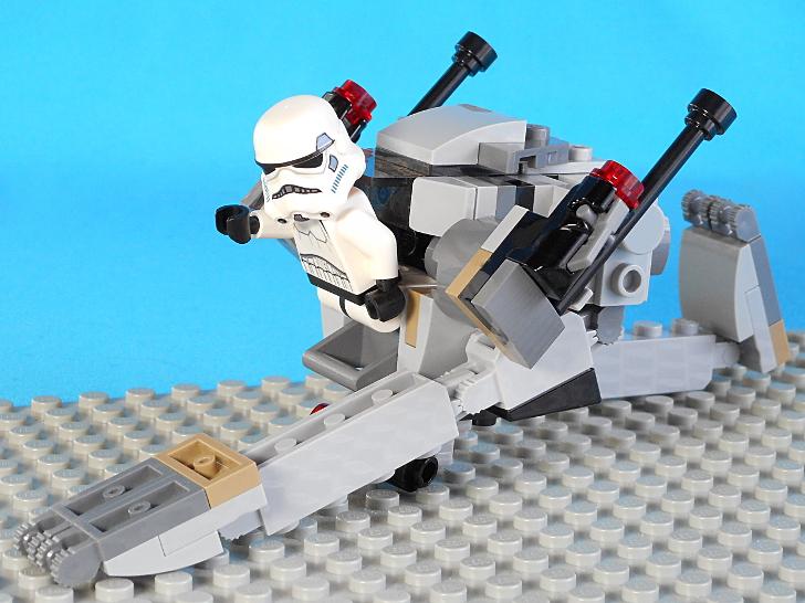 レゴ 75165 インペリアル・ウォーカーの関節