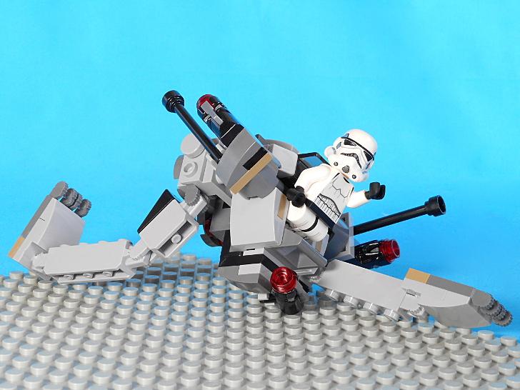 レゴ 75165 アクロバティックなスポーツ