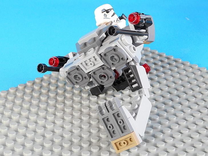 レゴ 75165 インペリアル・ウォーカーの面白さ
