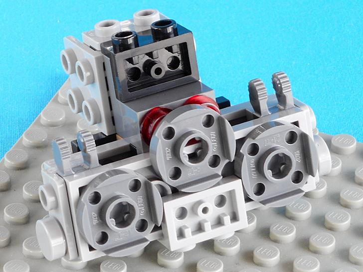 レゴ 75165 操縦席の別アングル2