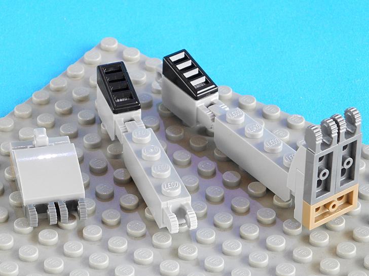 レゴ 75165 インペリアルウォーカーの足