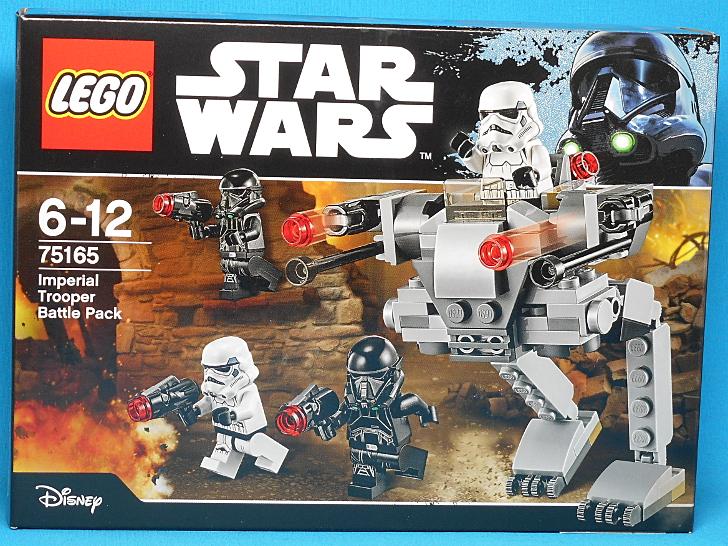 レゴ 75165のパッケージの表
