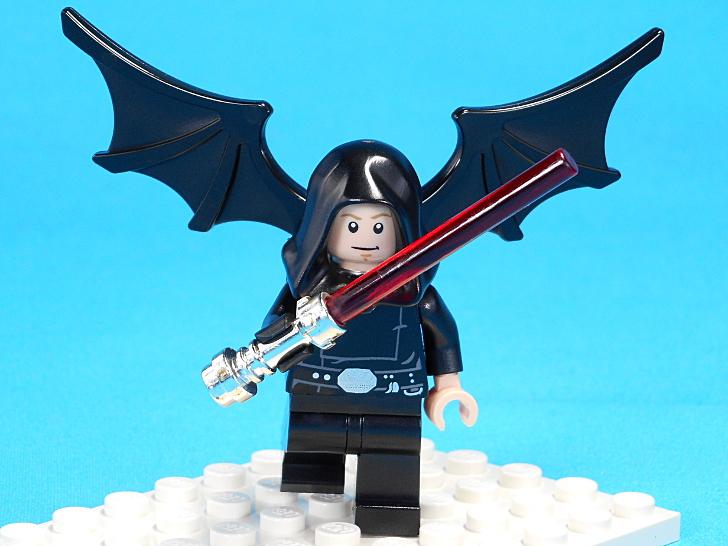 レゴ スター・ウォーズ 黒翼のダース・ルーク