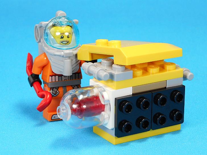 自律型無人潜水機
