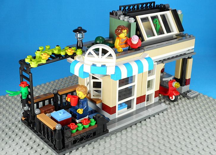 街のカフェの総評