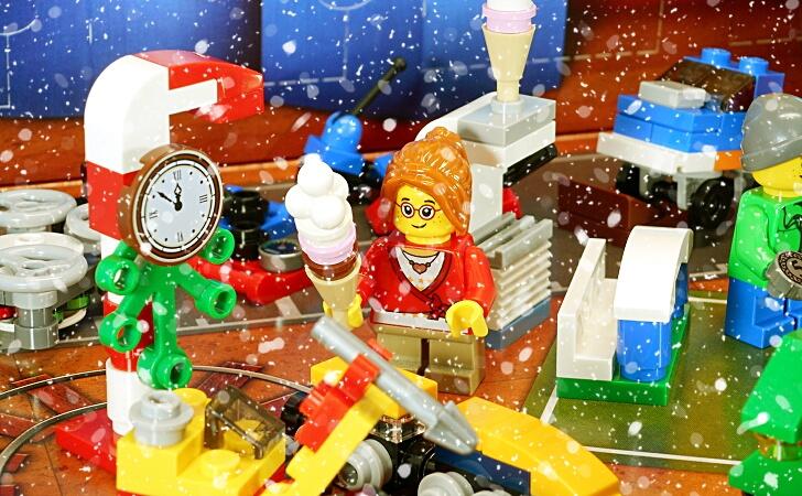 レゴ モニュメント時計
